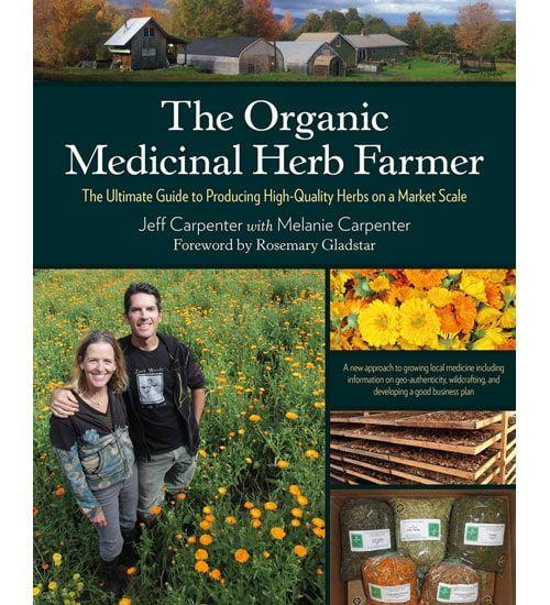 Livre pour apprendre à faire pousser des plantes médicinales